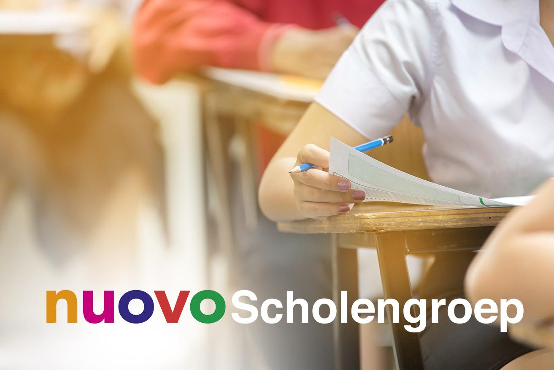 Verhuisbedrijf POT en NUOVO scholengroep