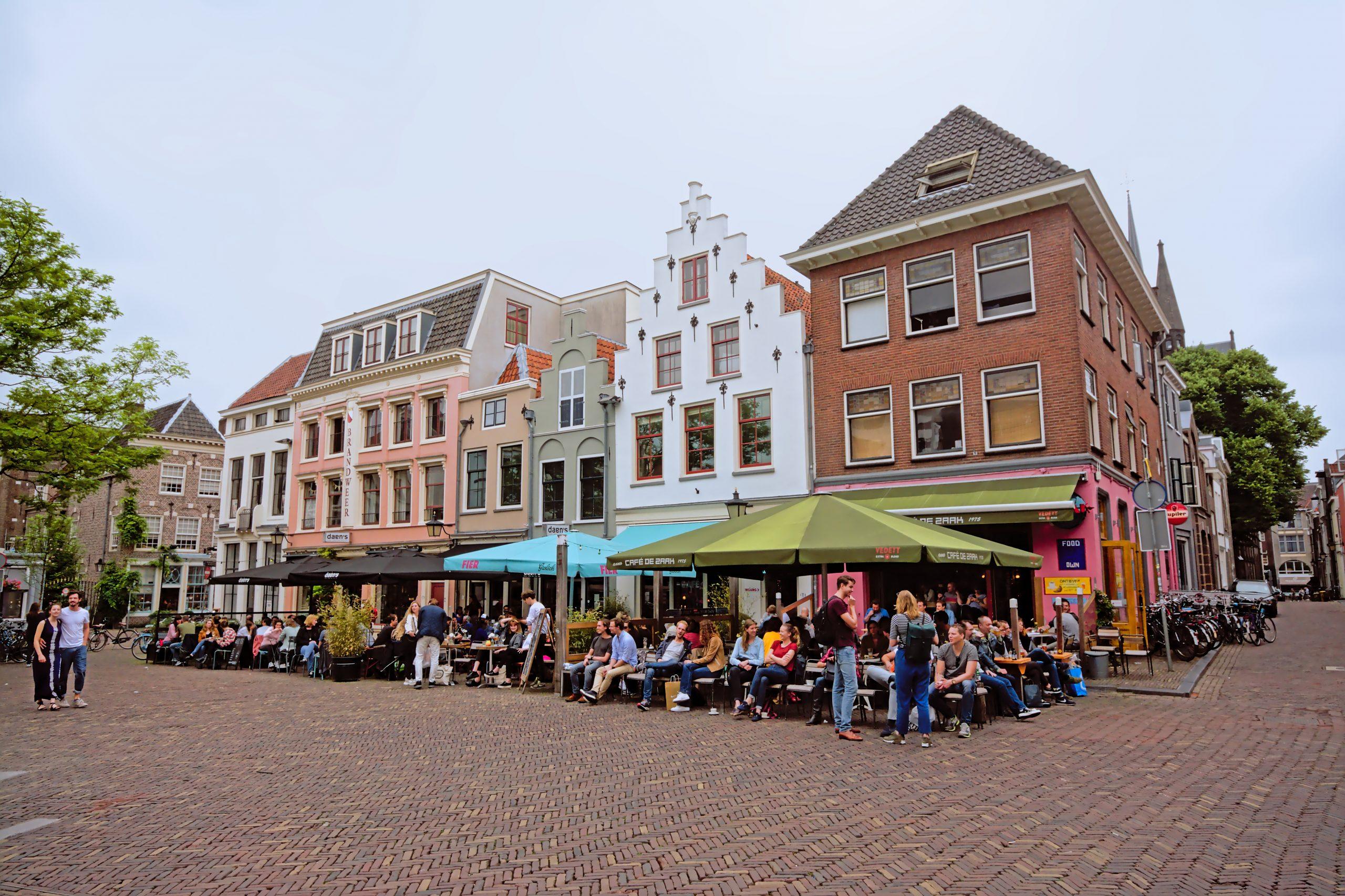 Stadslogistiek voor horeca in Utrecht
